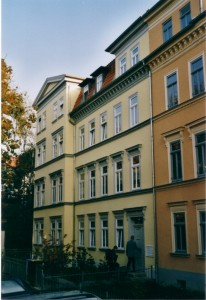Dammweg 9 in Erfurt