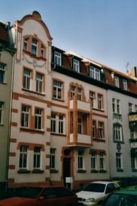 Nelkenstr. 8, Erfurt, Straßenansicht