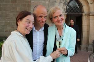 Claudia, Maxine und Peter (1)