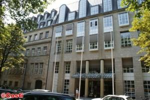 Düsseldorf, Deutsche Bank, Königsallee 45-47